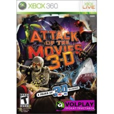 Attack of the Movies 3D (2010) Xbox360