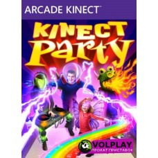 Kinect Party (2012) XBOX360