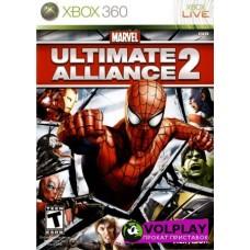 Marvel Ultimate Alliance 2 (2009) XBOX360