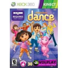 Nickelodeon Dance (2011) XBOX360