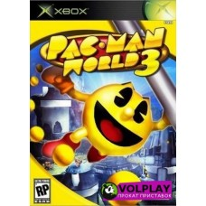 Pac-Man World 3 (2005) Xbox360