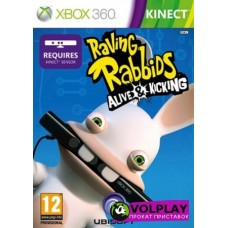 Raving Rabbids: Alive & Kicking (2011) XBOX360