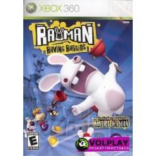 Rayman Raving Rabbids (2007) XBOX360