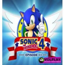 Sonic the Hedgehog 4: Episode II (2011) Xbox360