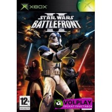 STAR WARS BATTLEFRONT II (2005) Xbox360