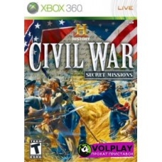 The History Channel: Civil War - Secret Missions (2008) XBOX360