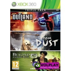 Ubisoft Triple Pack (2012) XBOX360