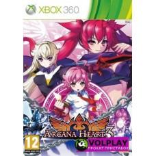 Arcana Heart 3 (2011) XBOX360