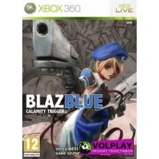BlazBlue: Calamity Trigger (2010) XBOX360