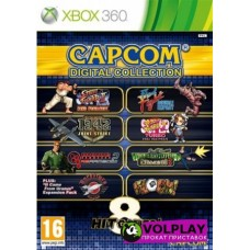 Capcom Digital Collection (2012) XBOX360
