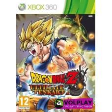 Dragon Ball Z: Ultimate Tenkaichi (2011) Xbox360