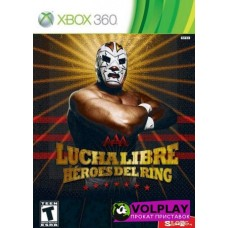 Lucha Libre AAA - Heroes del Ring (2010) XBOX360