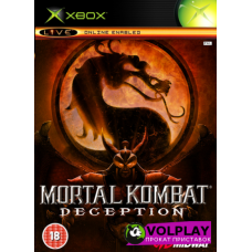Mortal Kombat Deception (2004) Xbox360