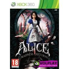 Alice: Madness Returns (2011) Xbox360