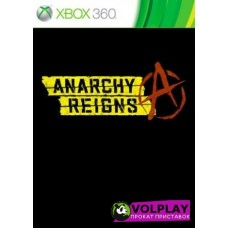 Anarchy Reigns (2012) Xbox360