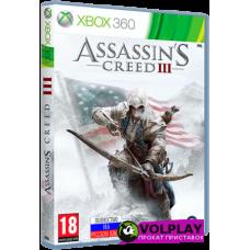 Assassin's Creed 3 (2012) XBOX360