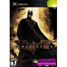 Batman Begins (2005) Xbox360