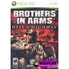 Brothers in Arms: Hell's Highway (2008) XBOX360