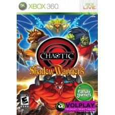 Chaotic Shadow Warriors (2009) XBOX360