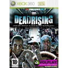 Dead Rising (2006) XBOX360