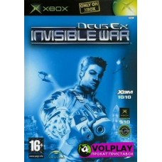 Deus Ex: Invisible War (2003) Xbox360