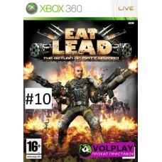 Eat Lead: The Return of Matt Hazard (2009) XBOX360