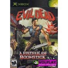 Evil Dead A Fistful Of Boomstick (2003) Xbox360