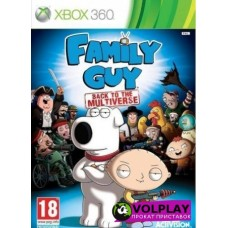 Family Guy: Back to the Multiverse (2012) XBOX360