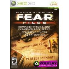 F.E.A.R.Files (2007) XBOX360