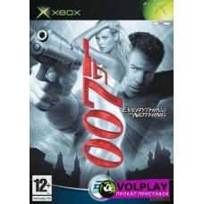 James Bond 007: Everything or Nothing (2004) Xbox360