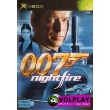 James Bond 007: Night Fire (2002) Xbox360