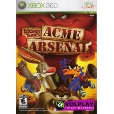 Looney Tunes ACME Arsenal (2007) XBOX360