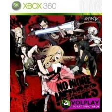 No More Heroes Eiyuutachi no Rakuen (2010) Xbox360