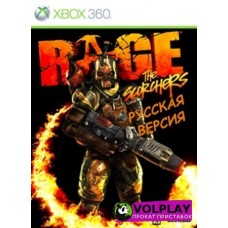 Rage The Scorchers (2012) XBOX360