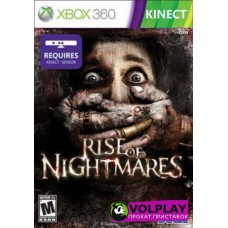 Rise of Nightmares (2011) XBOX360