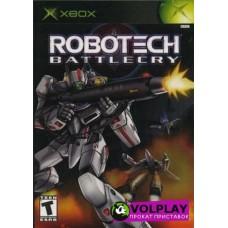 Robotech: Battlecry (2002) Xbox360