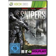 Snipers (2012) XBOX360
