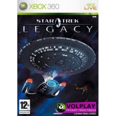 Star Trek: Legacy (2006) XBOX360