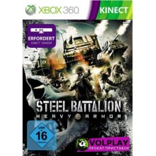 Steel Battalion: Heavy Armor (2012) XBOX360