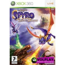 The Legend of Spyro: Dawn of the Dragon (2008) XBOX360