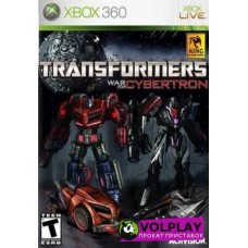 Transformers War for Cybertron (2010) XBOX360