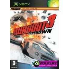 Burnout 3: Takedown (2004) Xbox360