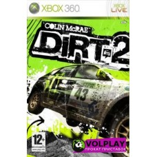 Colin McRae: DiRT 2 (2009) XBOX360