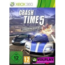 Crash Time 5. Undercover (2012) Xbox360