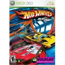 Hot Wheels: Beat That! (2007) XBOX360