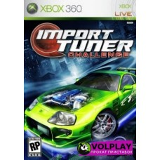 Import Tuner Challenge (2007) Xbox360