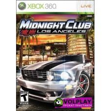 Midnight Club: Los Angeles (2009) XBOX360
