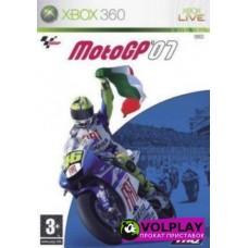MotoGP 07 (2007) XBOX360