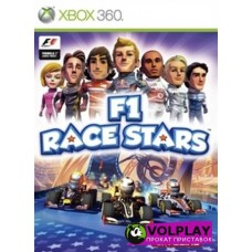 Race Stars Europe Track (2012) XBOX360