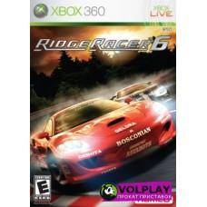 Ridge Racer 6 (2005) XBOX360